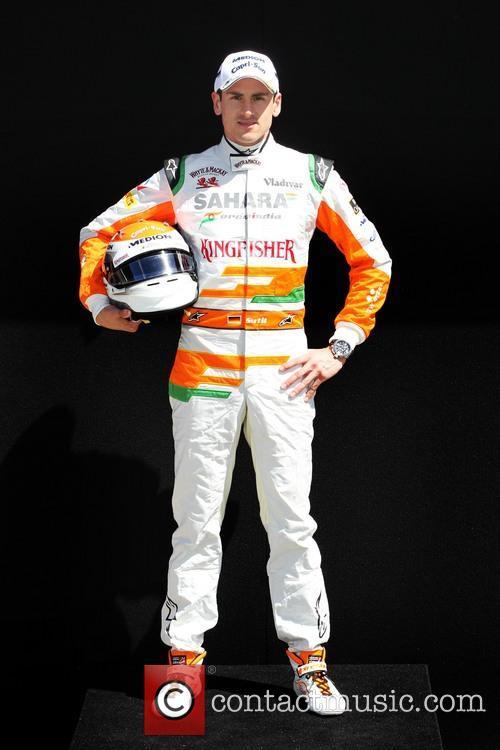 Formula One, Adrian SUTIL, Force India-Mercedes, Albert Park