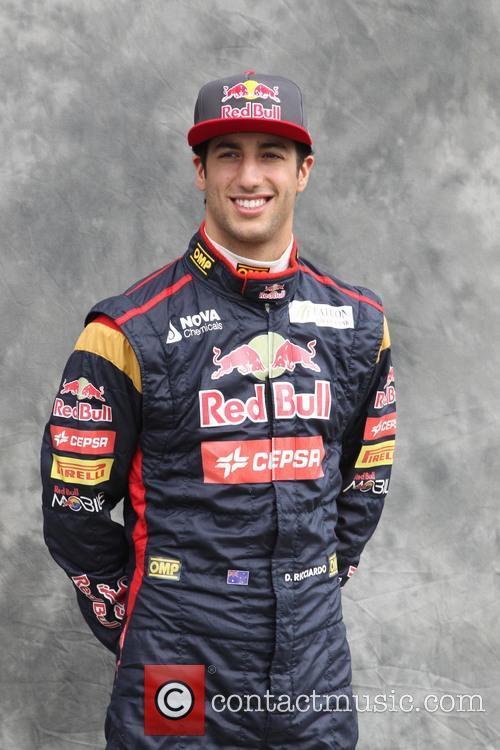 Formula One, Daniel RICCIARO, Toro Rosso, Albert Park