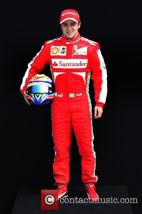 Felipe Massa and Ferrari 2
