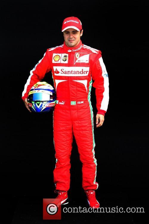 Felipe Massa and Ferrari 1