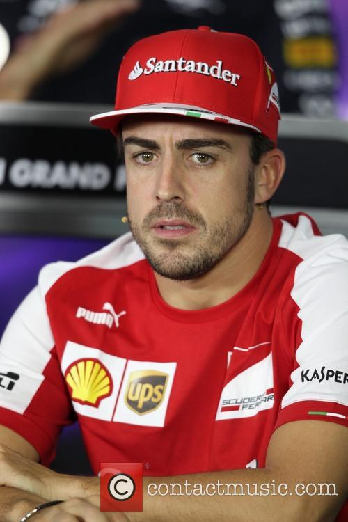 Fernando Alonso and Ferrari 3