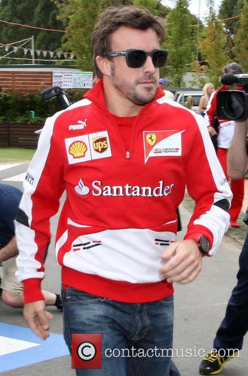 Fernando Alonso and Ferrari 4