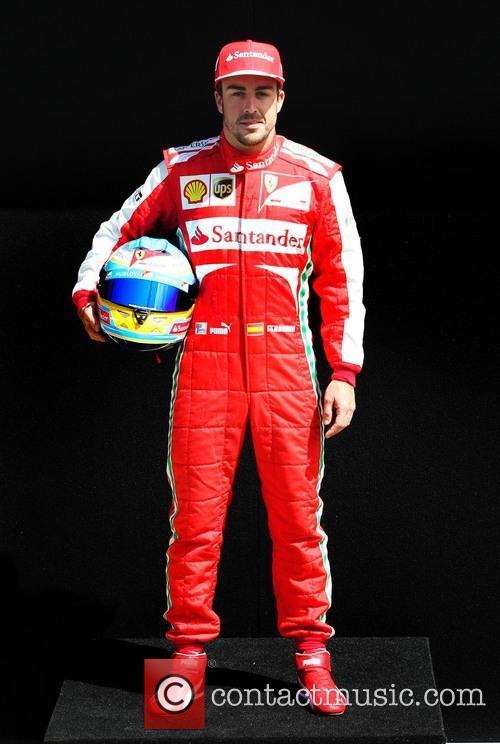 Fernando Alonso and Ferrari 1