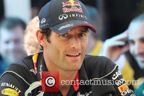 Mark WEBBER and Red Bull 2