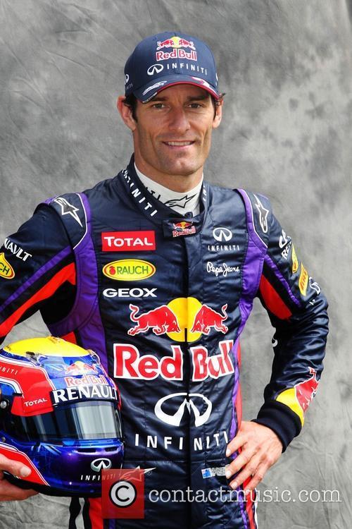 Mark WEBBER and Red Bull 1