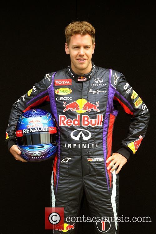 Formula One, Sebastian VETTEL, Bull-Renault RB9, Albert Park
