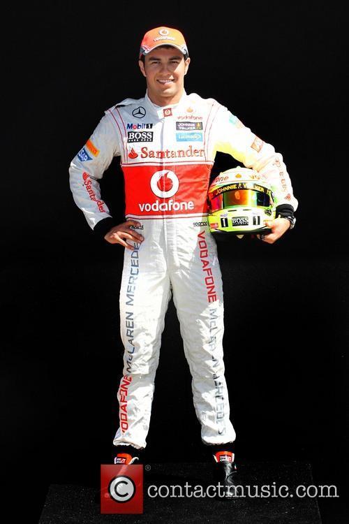Formula One, Sergio PEREZ and McLAREN-Mercedes 1