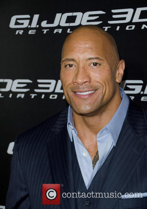 Dwayne 'the Rock' Johnson 1