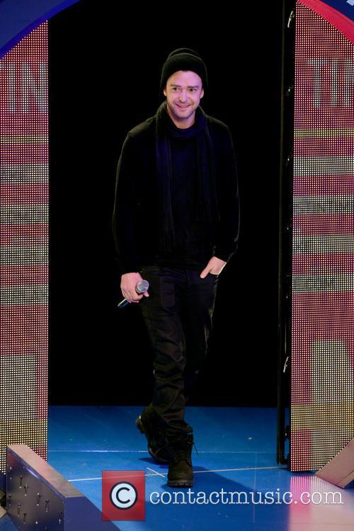 Justin Timberlake 22