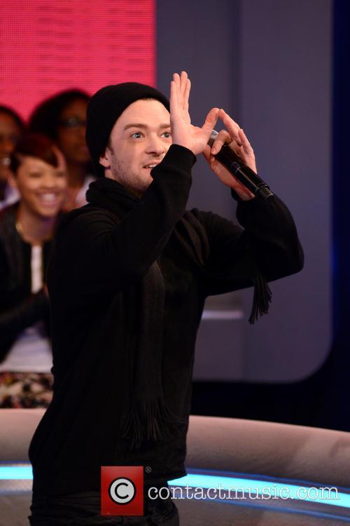Justin Timberlake 25