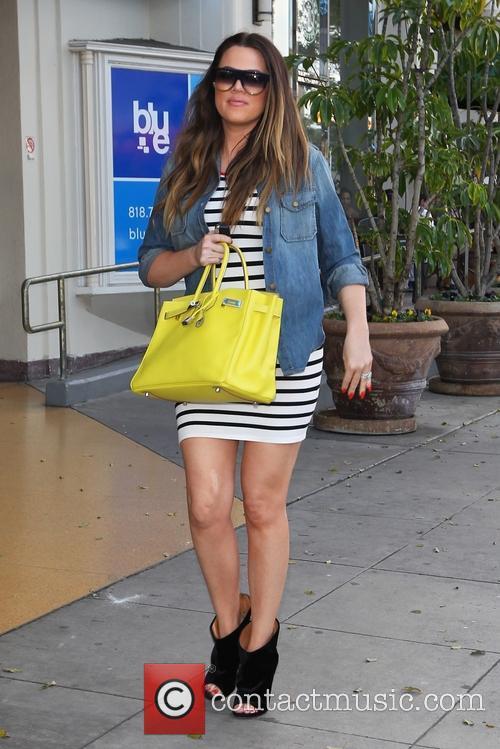 khloe kardashian khloe kardashian seen leaving on 3556167