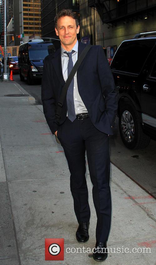 Seth Meyers 7
