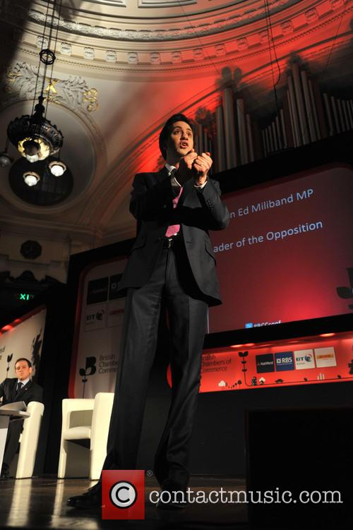 British Chambers of Commerce annual conference held at Westminster Central Hall