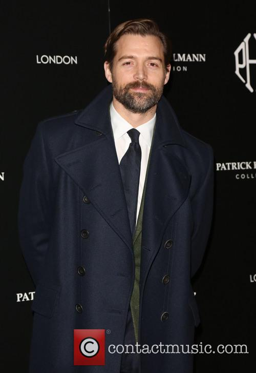 patrick grant patrick hellman collection launch 3555492