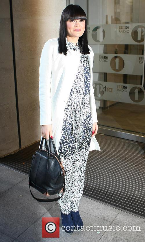 jessie j aka jessica cornish celebrities outside 3554317
