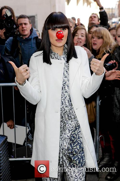 Jessie J, Red Nose Day