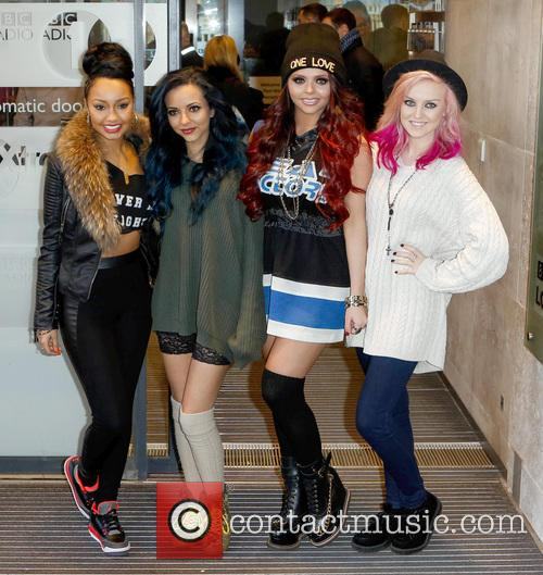 Little Mix, Leigh-anne, Jade Thirwall, Jesy Nelson and Perrie Edwards 9