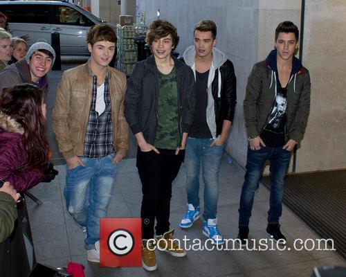 Celebrities at Radio 1