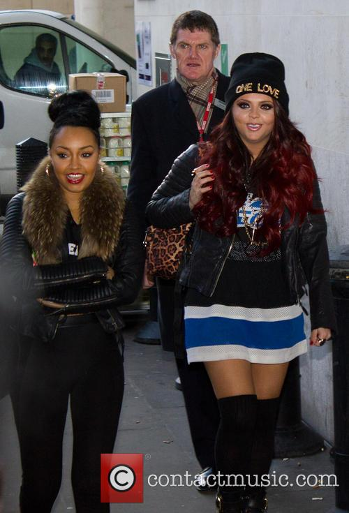 Leigh-anne Pinnock, Jesy Nelson and Little Mix 2