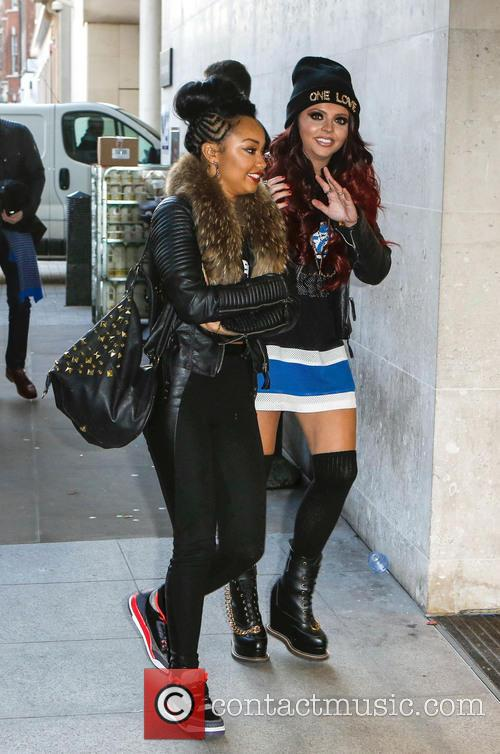 Leigh-Anne Pinnock, Jesse Nelson, Little Mix