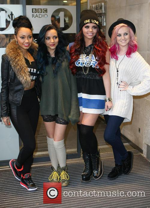 Leigh-anne Pinnock, Jade Thirlwall, Jesy Nelson, Perrie Edwards and Little Mix 4