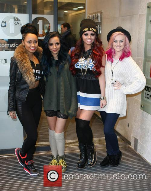Leigh-anne Pinnock, Jade Thirlwall, Jesy Nelson, Perrie Edwards and Little Mix 1