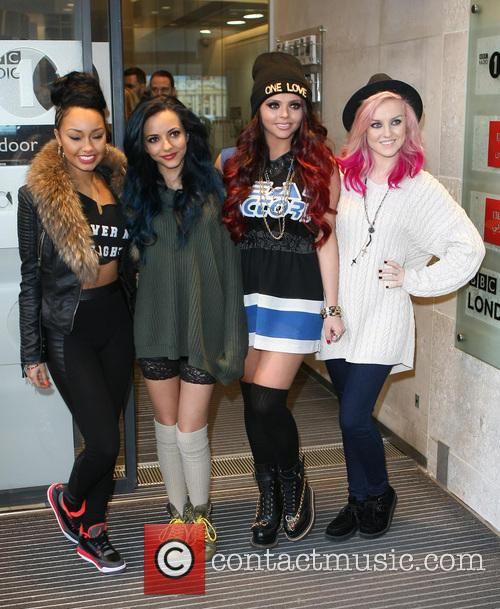 Little Mix, Jade Thirlwall, Jesy Nelson, Perrie Edwards and Leigh-anne Pinnock 4
