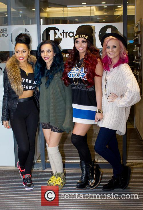 Leigh-anne Pinnock, Jade Thirwall, Jesy Nelson and Perrie Edwards 8