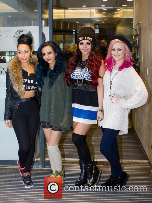 Leigh-anne Pinnock, Jade Thirwall, Jesy Nelson and Perrie Edwards 9