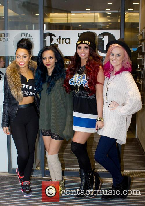 Leigh-anne Pinnock, Jade Thirwall, Jesy Nelson and Perrie Edwards 10