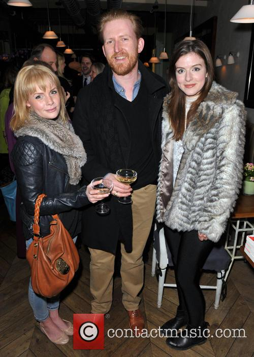 Lauren Crace, Tom Goodman-hill and Aisling Loftus