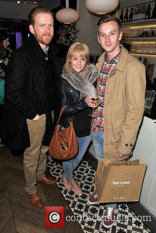 Tom Goodman-hill, Lauren Crace and Callum Callaghan 2