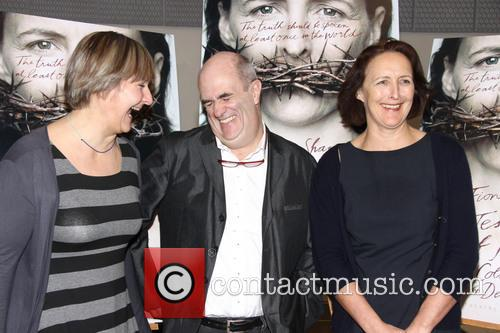 Deborah Warner, Colm Torbin and Fiona Shaw 1