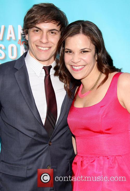 Derek Klena and Lindsay Mendez 1