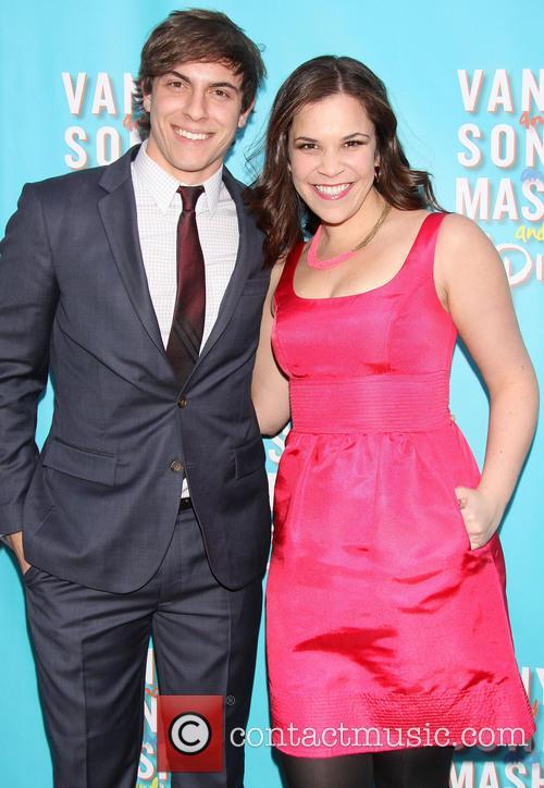 Derek Klena and Lindsay Mendez 3