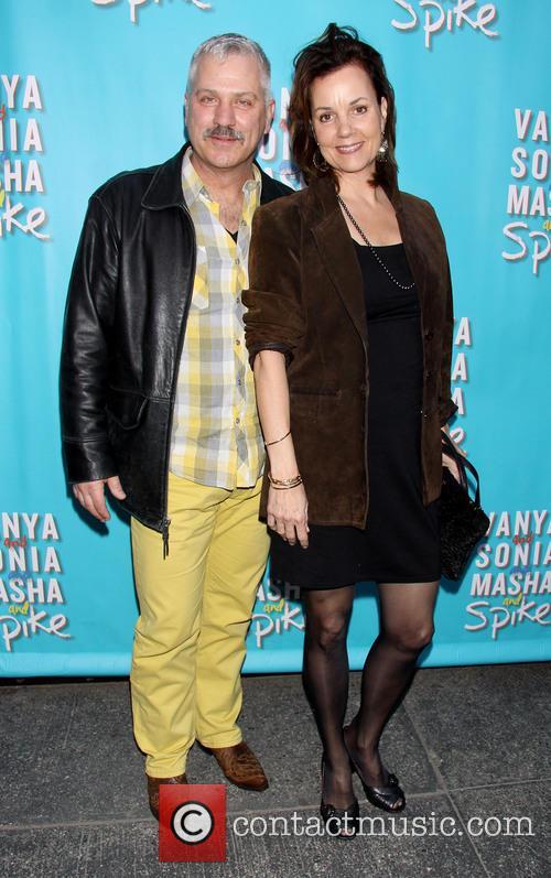 James Mahalik and Margaret Colin 2