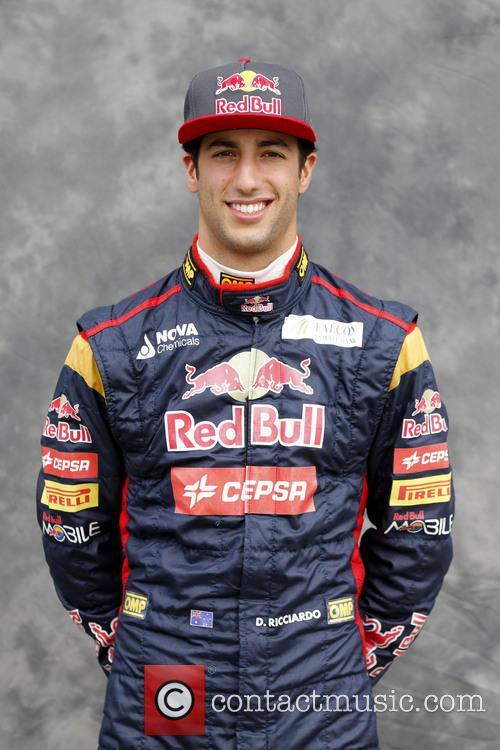 Formula One, Daniel Ricciaro, Australia and Team Toro Rosso Ferrari Str8 10