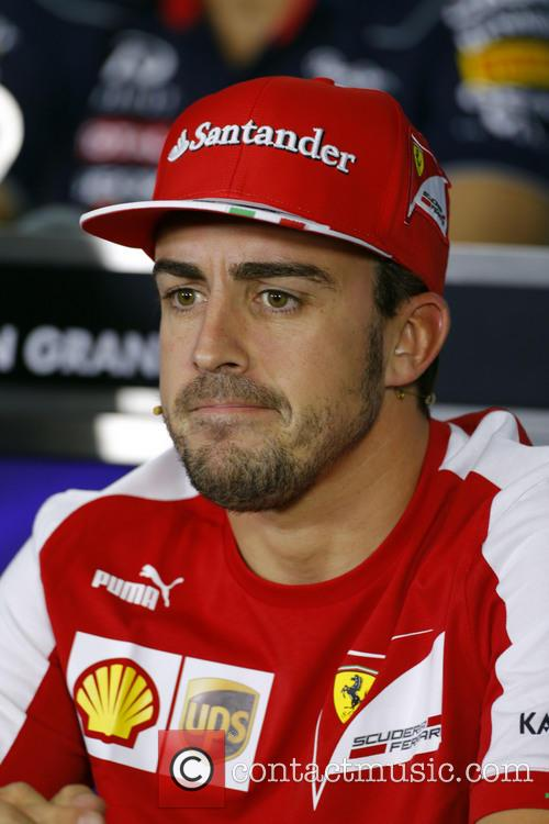 Fernando Alonso, Spain and Ferrari F138 3