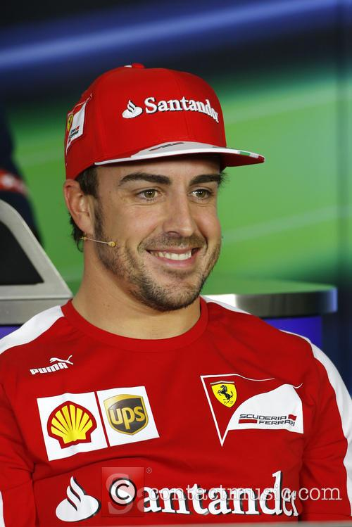 Fernando Alonso, Spain and Ferrari F138 4