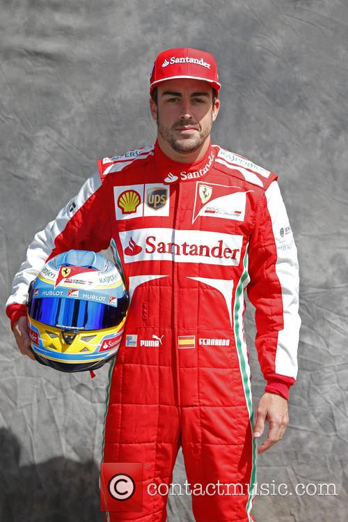 Fernando Alonso, Spain and Ferrari F138 5