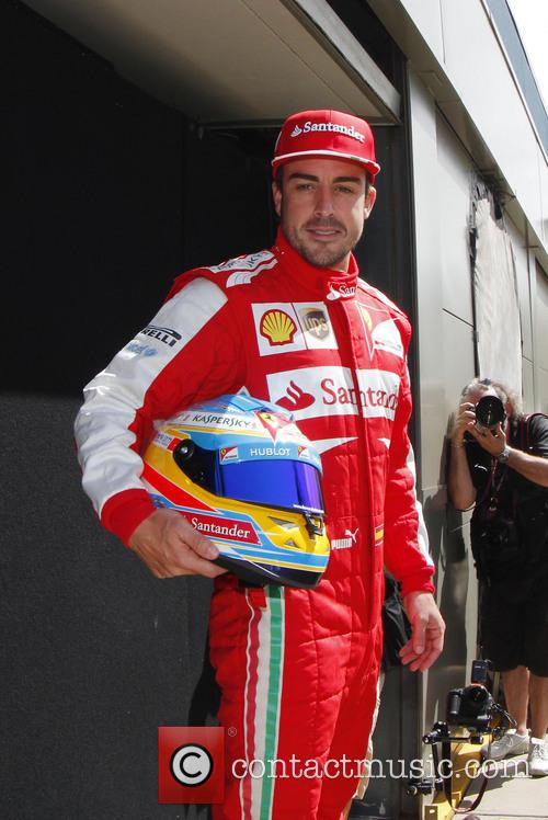 Fernando Alonso, Spain and Ferrari F138 1