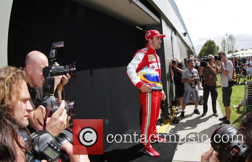 Fernando Alonso, Spain and Ferrari F138 6