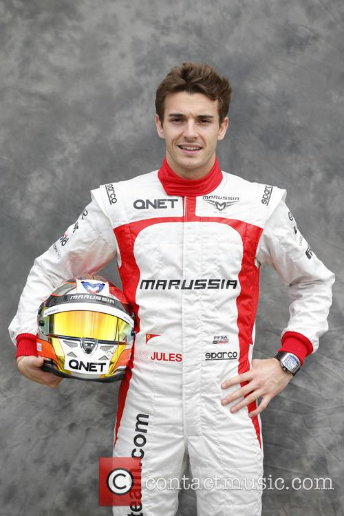 Formula One, Jules Bianchi, France and Marussia Cosworth  Mr02 7