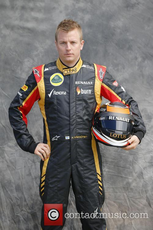 Kimi Raikkonen, Finland and Lotus-renault E21 2