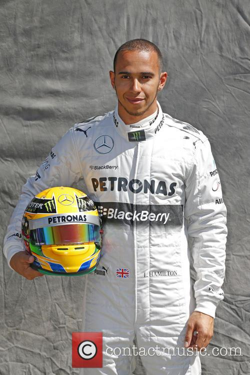 Lewis HAMILTON, UK and MERCEDES W04 5