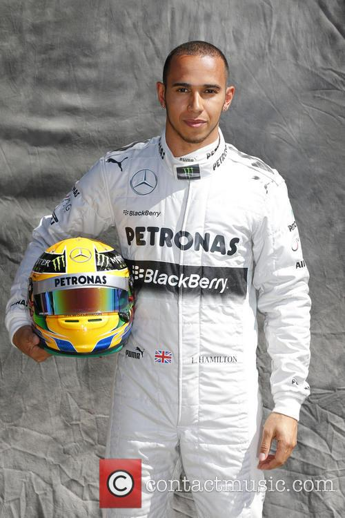 Lewis HAMILTON, UK and MERCEDES W04 7
