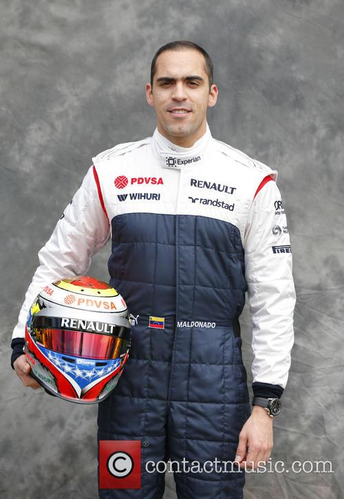 Formula One, Pastor Maldonado, Venezuela and Williams Renault Fw35 4