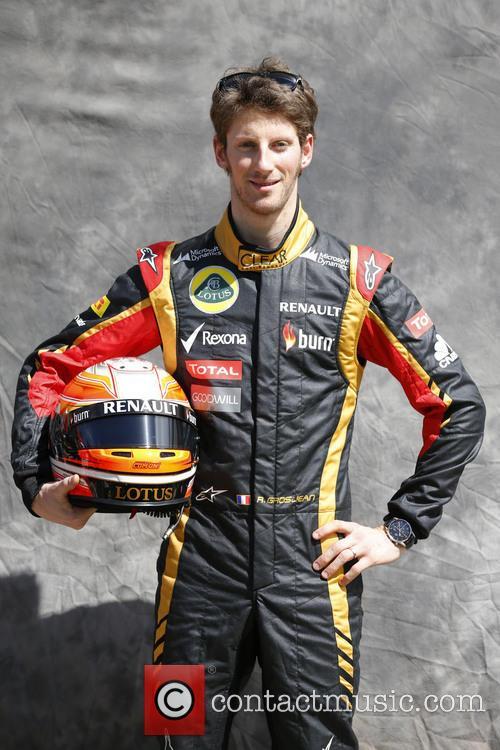 Formula One, Romain GROSJEAN, France, Team LOTUS Renault E21, Albert Park