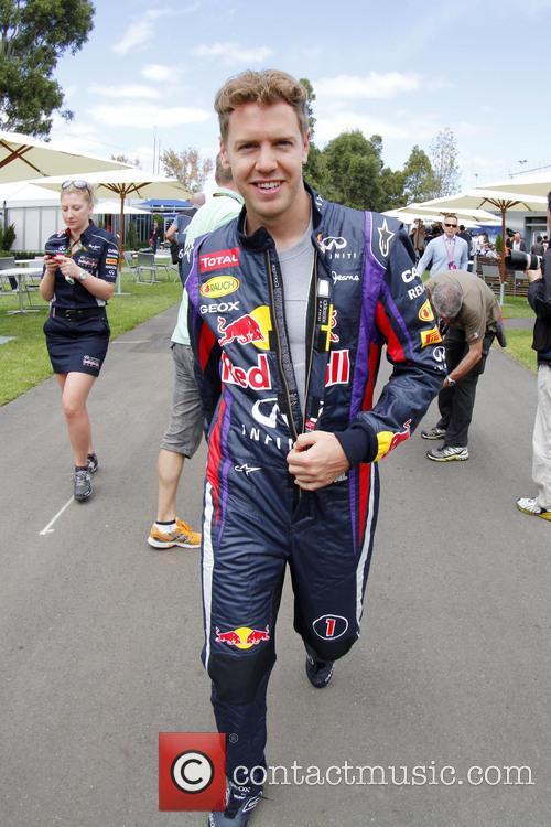 Formula One, Sebastian VETTEL, Germany and Red Bull-Renault RB9 6
