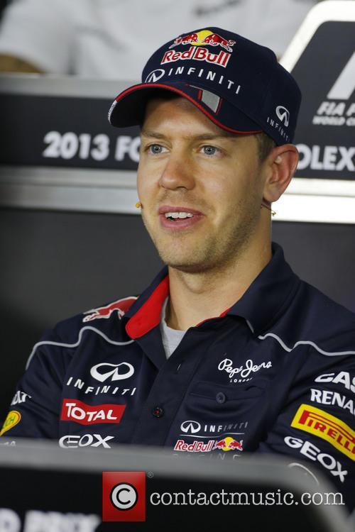 Formula One, Sebastian VETTEL, Germany and Red Bull-Renault RB9 8